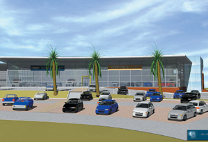CFAO Motors Maroc inaugure son village automobile