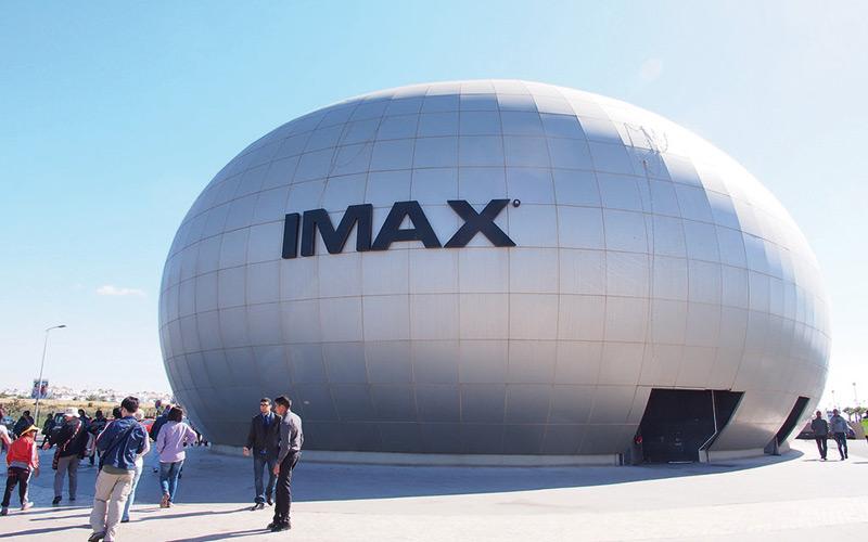«Kingsman Services secrets» au  cinéma IMAX de Morocco Mall