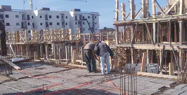 Les prix des actifs immobiliers ont stagné  au 2ème trimestre 2012