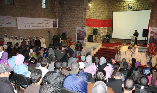 Festival du cinéma des peuples d'Imouzzer: El Houssain Chani décroche le grand Prix