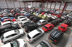 Importation de véhicules d'occasion : Des chiffres alarmants