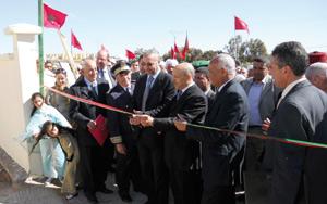 Taourirt : Inauguration d'une nouvelle école communautaire