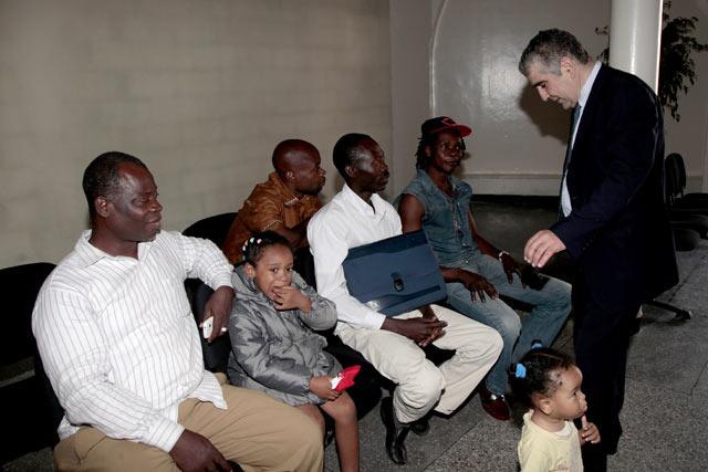 Maroc : Ouverture d un bureau des réfugiés et des apatrides à Rabat