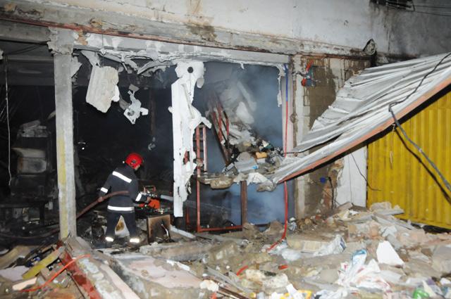 Incendie dans une agence bancaire à Rabat, pas de victime