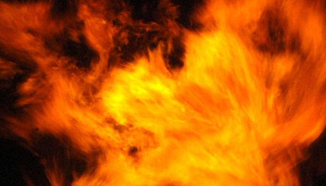La grande Mosquée de Taroudant ravagée par un gigantesque incendie
