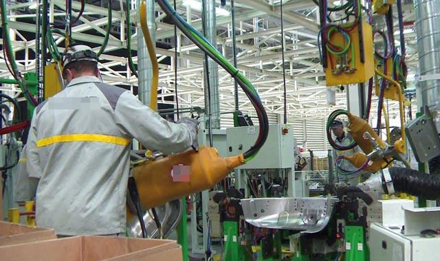 L industrie marocaine accuse le coup de la crise
