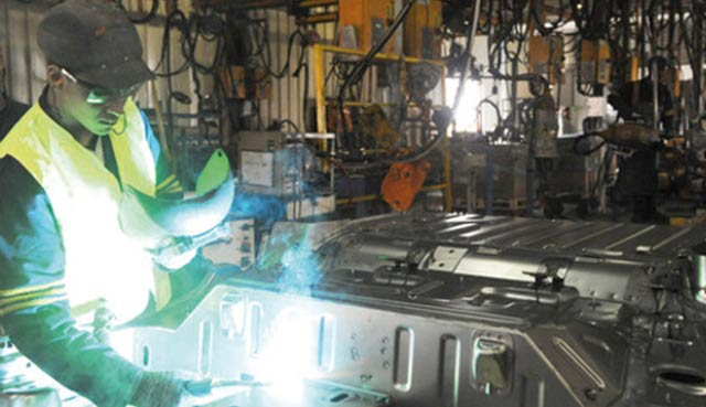 Entretiens maroco-français sur le renforcement de la coopération industrielle