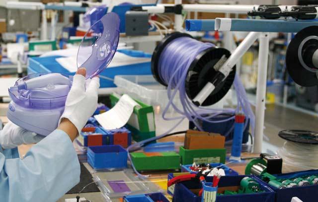 Pour un total d exportations de 6,28 milliards DH : L industrie électronique en repli de 5% à fin  novembre