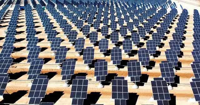 Développement durable : L Espagne seul frein au projet Desertec