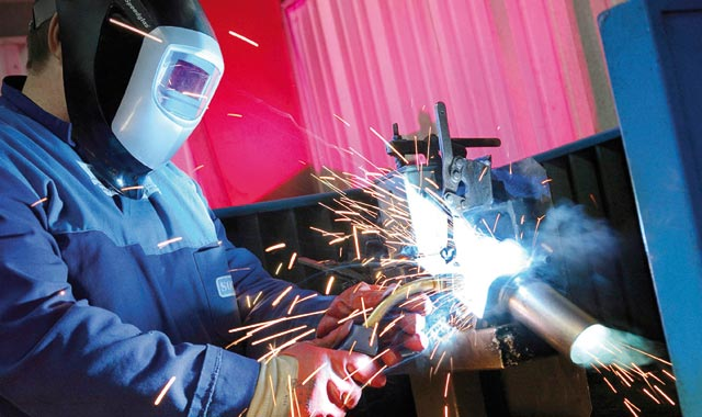 Production industrielle: Les professionnels relatent la stagnation