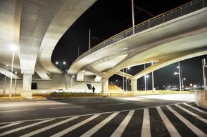 Le pont Hassan II couronne les 40 ans de la SGTM