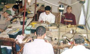 Tanger : l'intégration sociale à travers la bijouterie