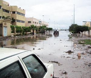 Plan d'urgence pour secourir les zones sinistrées
