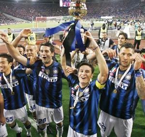 Coupe d'Italie : Inter Milan sauve un titre, Leonardo ouvre son palmarès