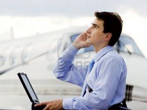 Une connexion Internet en plein vol : Ce sera possible en 2014