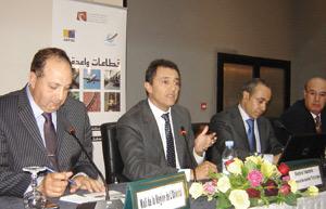 Oujda : encourager la compétitivité des PME
