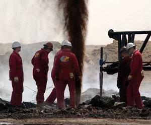 Irak : Des sites pétroliers et gaziers mis aux enchères
