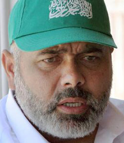 Le Hamas défie Mahmoud Abbas