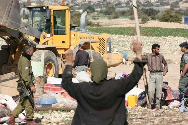 Israël appelé à cesser les «démolitions illégales» en Cisjordanie