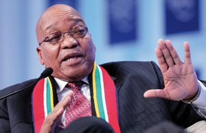 Afrique du Sud : un scandale sexuel fragilise le pouvoir de Jacob Zuma