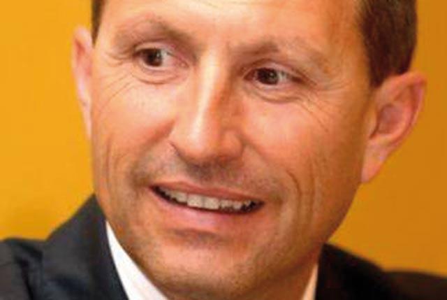 Jacques Ponty, nouveau P-dg de la Centrale Laitière