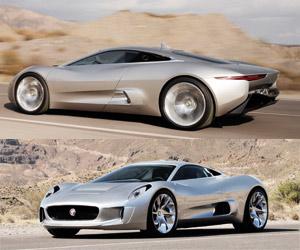 Jaguar C-X75 : Elle sera finalement produite