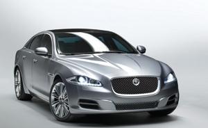 Jaguar XJ : un salon d'exception