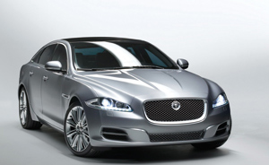 Jaguar XJ : un salon d'exception