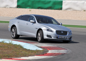 Jaguar XJ V8 S/C Supersport : Une lady au coeur de sprinteuse