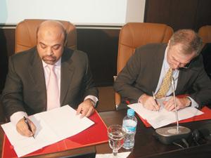 Shell et la SAMIR établissent un partenariat stratégique