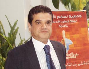 Jamal Eddine Ben Allal, un artiste tangérois à l'honneur