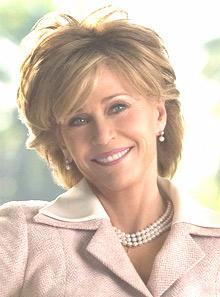 Nouvelle sortie de Jane Fonda contre la guerre en Irak