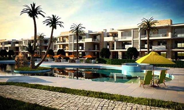 Immobilier de luxe: Les Jardins de l'Océan version 2