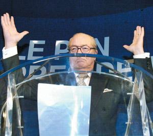 La chute de la maison Le Pen