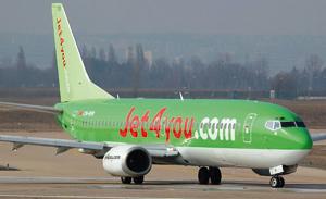 Téléx : Jet4You, nouvelle ligne Bordeaux-Casablanca