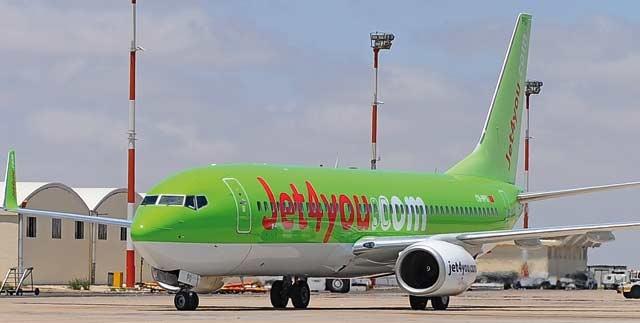 Jetairfly donne des ailes à Jet4you