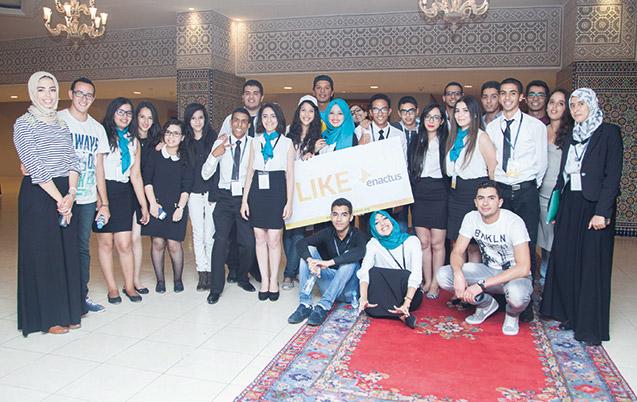 12ème Enactus Maroc : 14 équipes en demi-finale