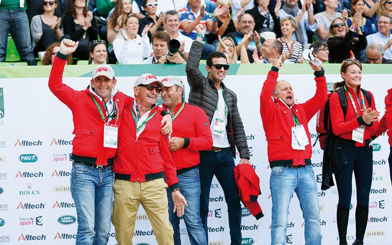 Jeux équestres mondiaux 2014 : Le Maroc met le pied à l'étrier