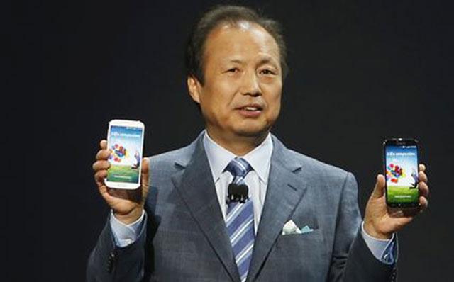 Samsung: Lancement fin avril d'un nouveau smartphone rivalisant avec l'iPhone