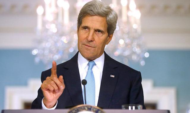 John Kerry à Bagdad pour une visite surprise