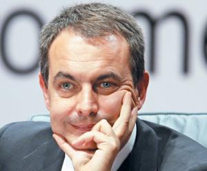 Espagne : Zapatero fait son mea culpa