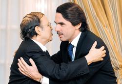 Aznar complote contre le Maroc