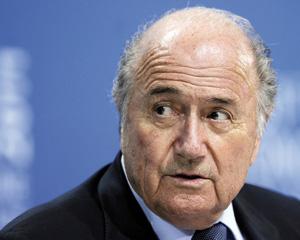 Fifa : D'immenses défis pour Blatter