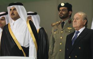 «Le Qatar pourrait accueillir une Coupe du monde»