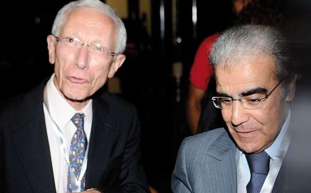 Abdellatif Jouahri et ses confrères  méditerranéens échangent sur la crise