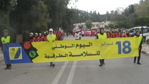 Tadla-Azilal : lancement de la campagne de prévention routière
