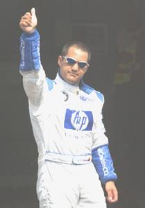 GP D'Italie : Victoire de Montoya