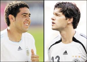 Argentine-Allemagne : Une finale avant l'heure