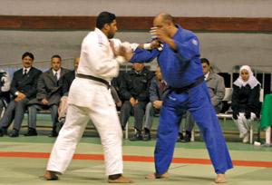Bonne prestation des judokas marocains