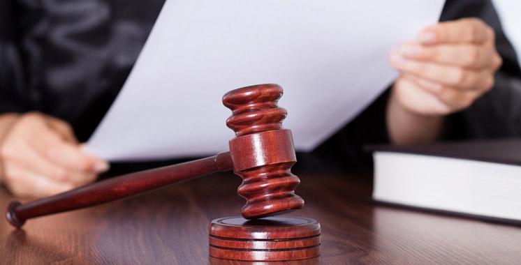 Casablanca : Un magistrat condamné à un an de prison ferme